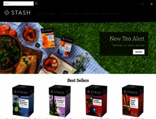 stashtea.com screenshot