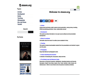 stason.org screenshot