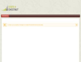 stateandchestnut.residentportal.com screenshot