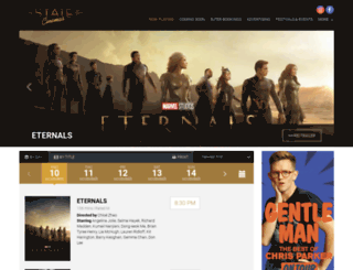 statecinemas.co.nz screenshot
