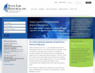 statelaw.org screenshot