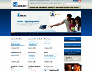 statelife.com.pk screenshot