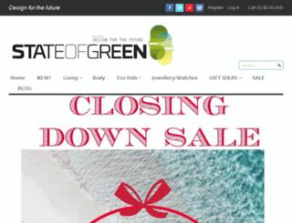stateofgreen.com.au screenshot