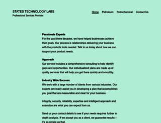 statestechnologylabs.com screenshot