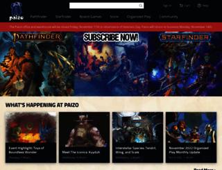static3.paizo.com screenshot