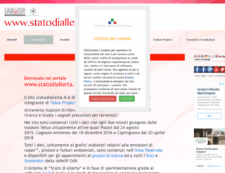 statodiallerta.it screenshot