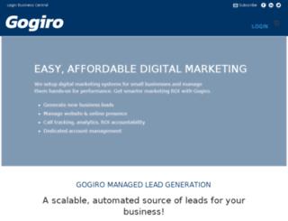 stats.gogiro.com screenshot