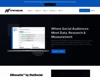 statsocial.com screenshot