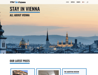 stayinvienna.net screenshot