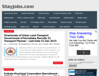 stayjobs.com screenshot