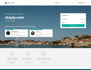 stayly.com screenshot