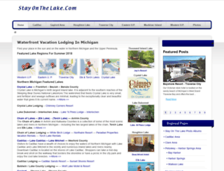 stayonthelake.com screenshot