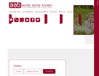 stb-aab.de screenshot