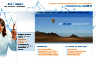 stb-hansch.de screenshot