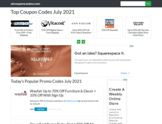 stcouponcodes.com screenshot