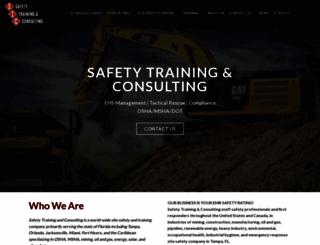 stcsafety.com screenshot