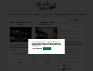 steadynews.de screenshot