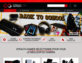 stealth-gamer.com screenshot