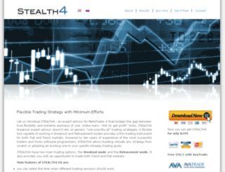 stealth4.com screenshot