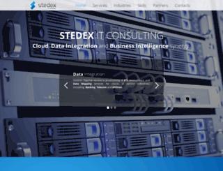 stedex.com screenshot