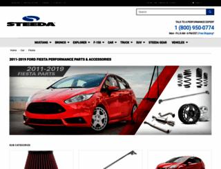 steedafiesta.com screenshot