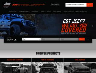 steelcraftautomotive.com screenshot