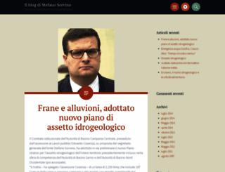 stefanosorvino.wordpress.com screenshot