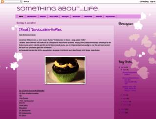 steffyskleinesreich.blogspot.de screenshot