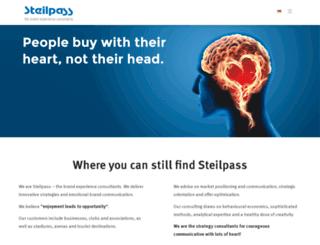 steilpass.com screenshot