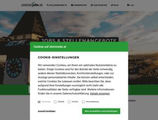 steirerjobs.at screenshot