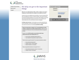 stemc.patientcompass.com screenshot