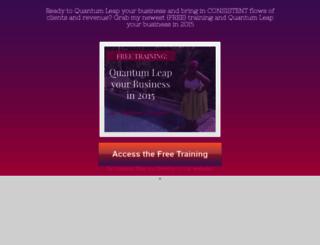 stephaniedonegan.com screenshot