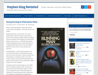 stephenkingrevisited.com screenshot