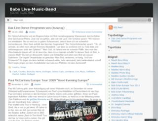 stepten.wordpress.com screenshot