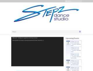 stepz.co.nz screenshot