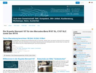 sternzeit-107.de screenshot