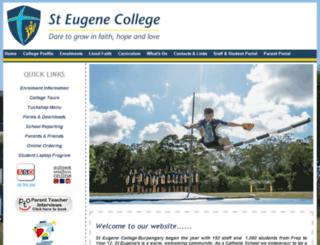 steugenecollege.mwweb.me screenshot