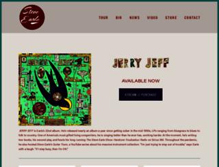 steveearle.com screenshot