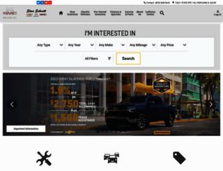 steveschmittauto.com screenshot