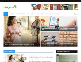 stewardess.blogo.nl screenshot