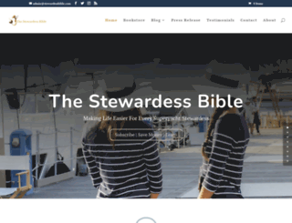 stewardessbible.com screenshot