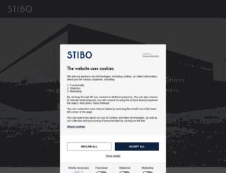 stibo.com screenshot