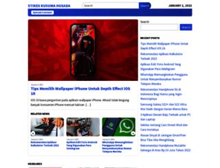 stikeskusumahusada.ac.id screenshot