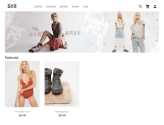stil.com screenshot