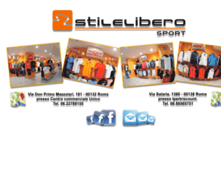 stileliberosport.it screenshot