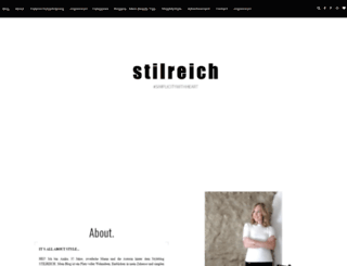 stilreich-dekoart.blogspot.de screenshot