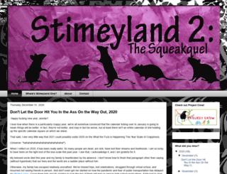 stimeyland.com screenshot