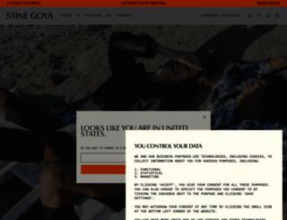 stinegoya.com screenshot