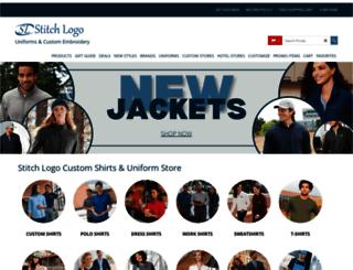stitchlogo.com screenshot