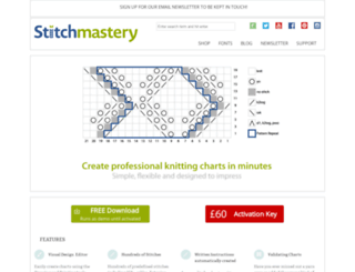 stitchmastery.com screenshot